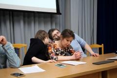 Совещание молодых авторов в Химках 2018