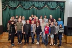 Некрасовский семинар молодых авторов в Карабихе (Ярославль) 2019