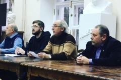 Совещание молодых писателей Москвы и Подмосковья 2019