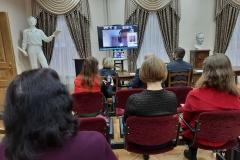 Большое онлайн Совещание молодых литераторов Союза писателей России «Москва –Владивосток» 2020