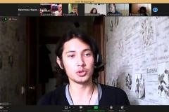 Совещание молодых авторов в Новосибирске 2020