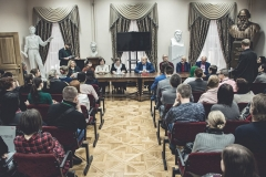 Совещание молодых авторов в Химках 2020
