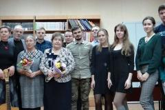 Вечер памяти поэта Алексея Прасолова 7.10.2018