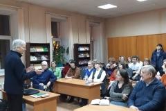 Встреча с писателем Евгением-Новичихиным 25.02.2020