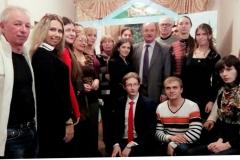 Встреча с председателем ВРО СП России Иваном Щёлоковым