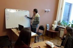 Заседания ЛИТО  «Азъ-арт»