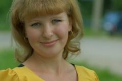 Вера Поспелова, член Костромского отделения СМЛ СПР