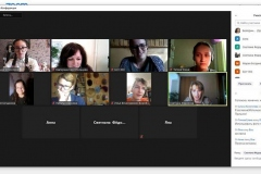 Второе заседание областной литературной онлайн гостиной ЖИВОЕ СЛОВО для начинающих авторов