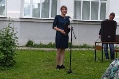 Выступление Анны Волковой на фестивале ДЫХАНИЕ ГОРОДА 2020 год