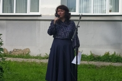 Выступление Екатерины Каргопольцевой на фестивале ДЫХАНИЕ ГОРОДА 2020 год