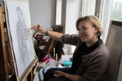 Дарья Плотникова член Костромского отделения СМЛ СПР