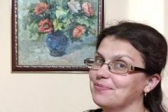 Екатерина Щенникова член Костромского отделения СМЛ СПР