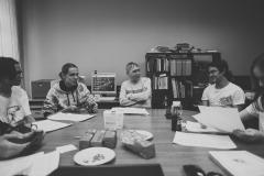 Встречи в ЛИФТе. Обсуждение рукописей участников