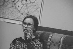 Встречи в ЛИФТе. Обсуждение рукописей участников. Софья Василец
