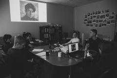 Встречи в ЛИФТе. Обсуждение рукописей участников. Лекции