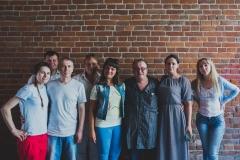 Областной поэтический семинар , организованный новосибирским СМЛ в 2019 году