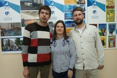 Отделение СМЛ в Ульяновске - Александр Дашко, Олисава Тугова, Александр Бухарин