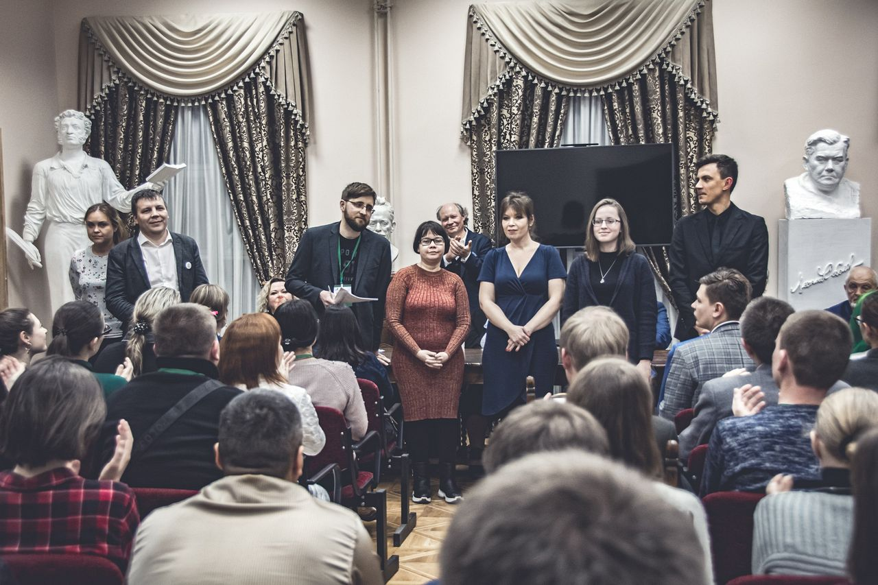 Конференция Союза писателей России Совещания в Химках