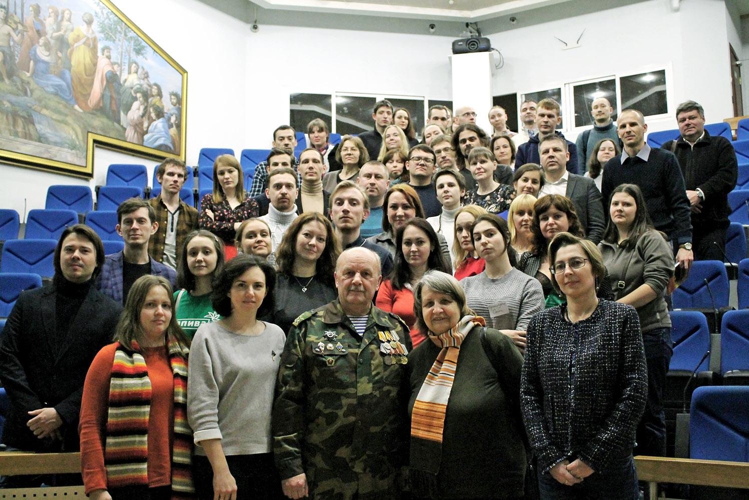 Совет молодых литераторов Союза писателей России