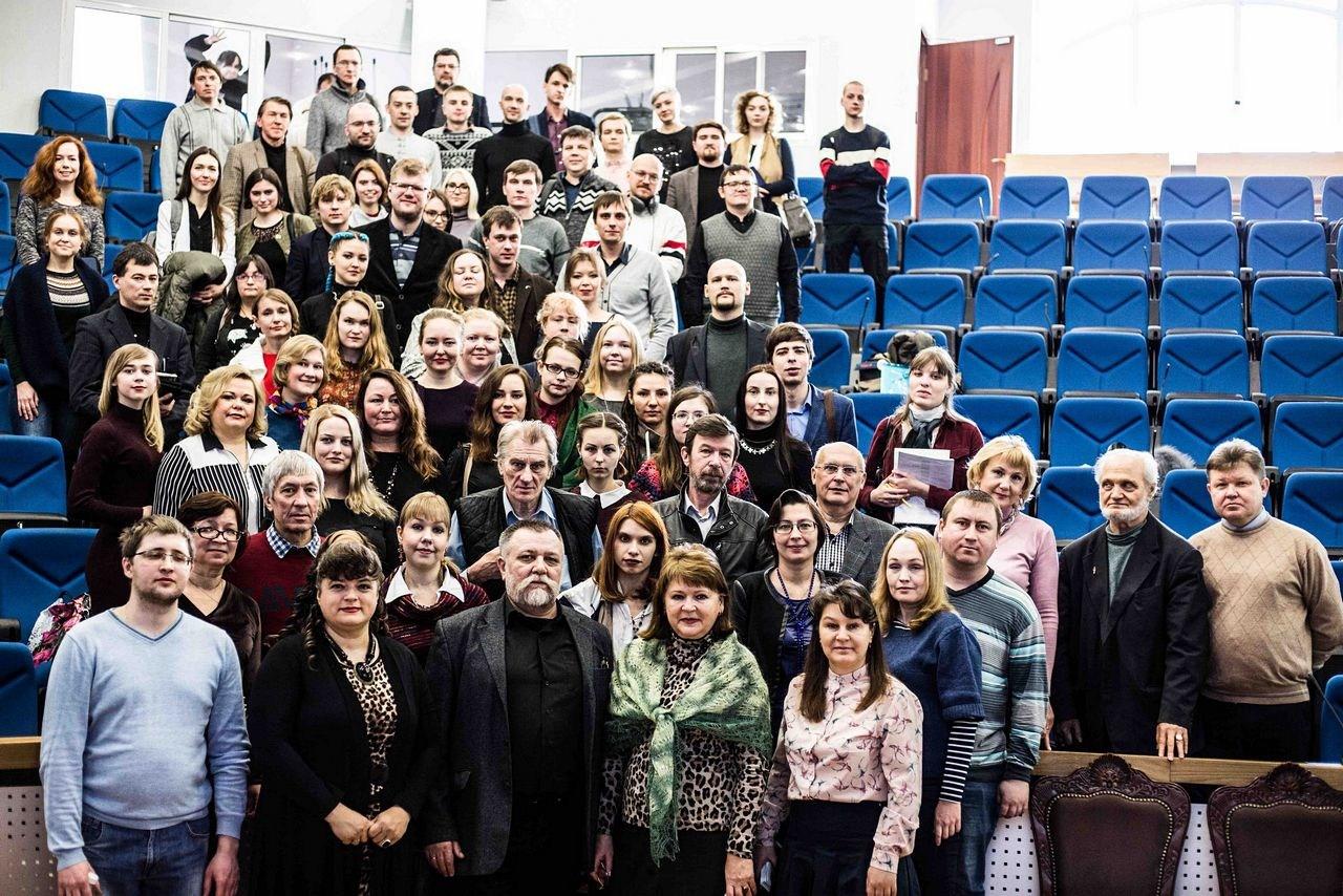 Совещание молодых писателей в Химках