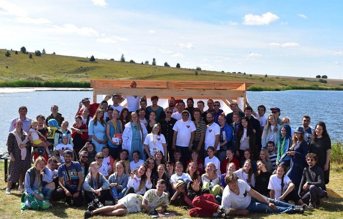 Слет молодых литераторов в селе Большое Болдино (2020)