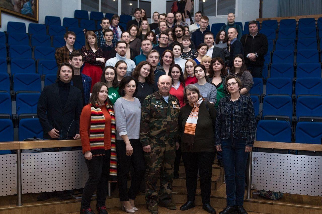Всероссийское Совещание молодых литераторов в Химках-2019: итоги